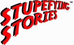 The Stupefying Stories logo.