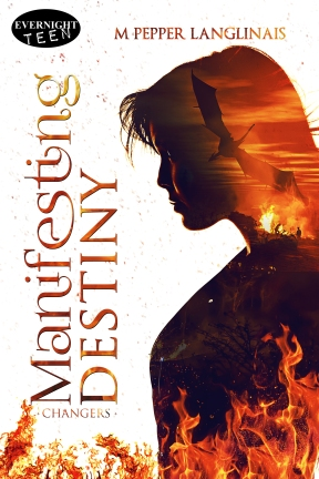 Cover of Manifesting Destiny by M. Pepper Langlinais.