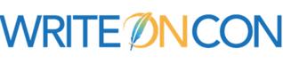 Logo for WriteOnCon.