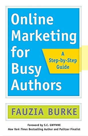 Cover of Online Marketing for Busy Authors.