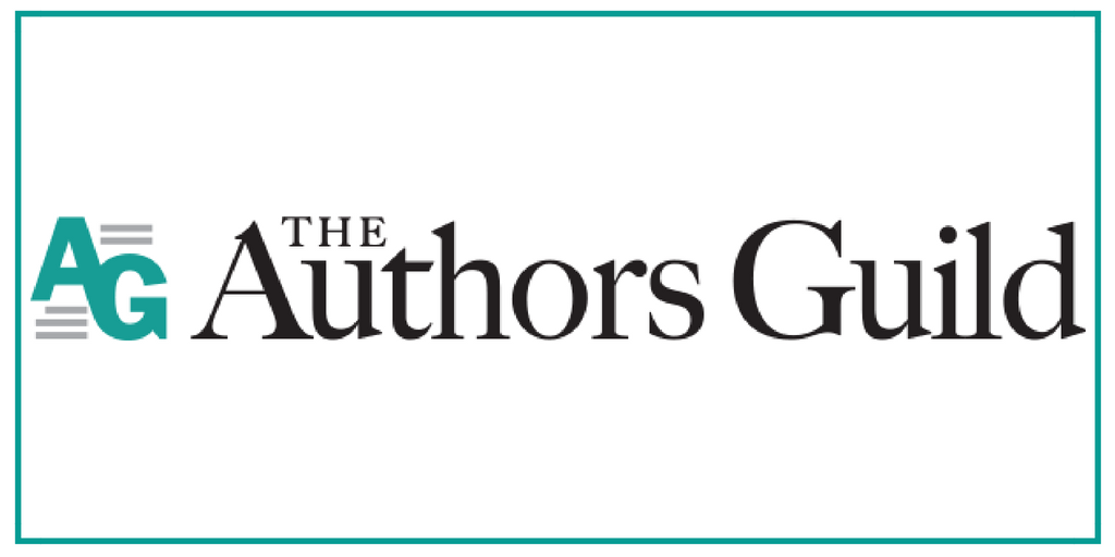 The Authors Guild logo.